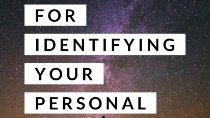 7 Steps for Identifying Your Personal Goals